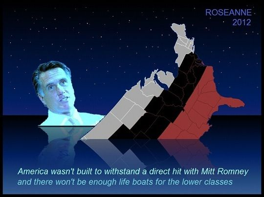 Middle class?  Romney will let them go down with the ship...