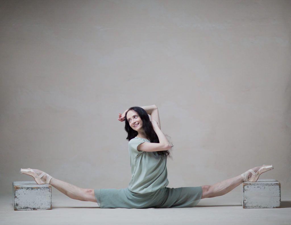 Svetlana Lunkina, Principal Dancer Photographs by Karolina Kuras