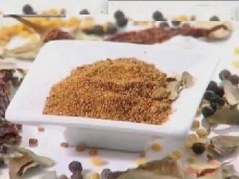 Sambhar masala sanjeev kapoor khana khazana homemade basic food sambhar masala sanjeev kapoor forumfinder Image collections