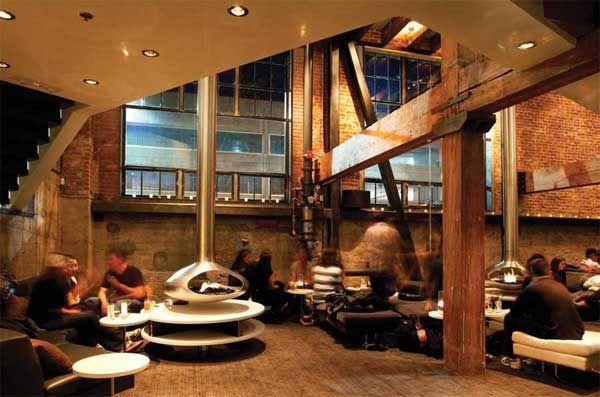 Restaurant - twenty five lusk lounge