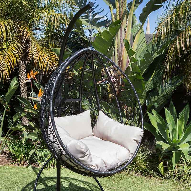 Wonderful Outdoors Domain   Excalibur Entertainer Open Air Egg Chair, $399.95 (http:// Part 29