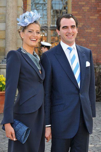 Prince Nikolaos of Greece and Denmark