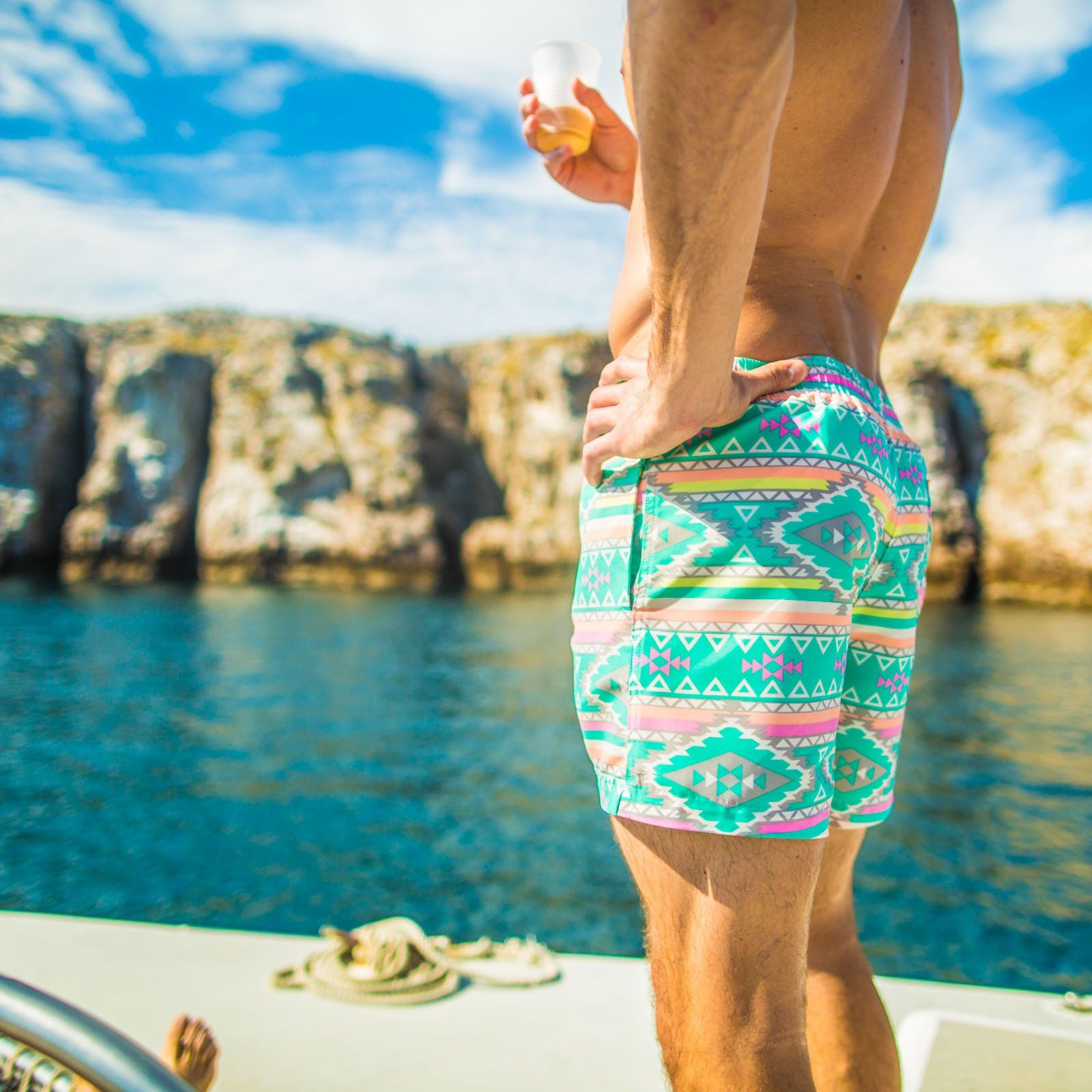 e236e834b9 Men's Swim Trunks | Swim Trunks for Men | Chubbies Swimming Trunks –  Chubbies Shorts