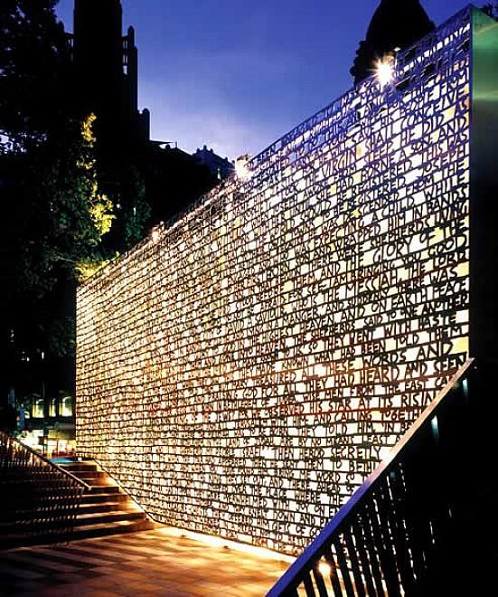 Precision architectural lighting exterior design light for Exterior lighting design