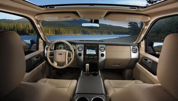 2017 Ford Expedition Interior Ford Ford Expedition Ford