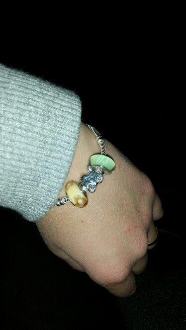 Pandora bracelet #xmas_time #:3