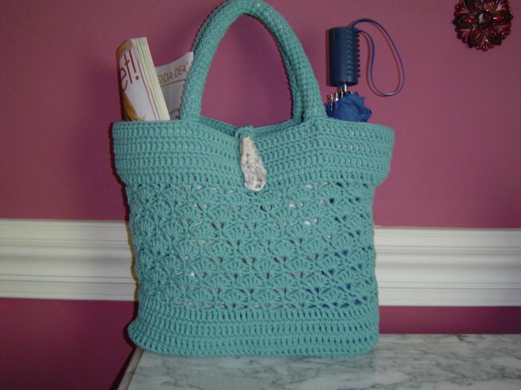 Beach bag | UX/UI Designer, Crochet beach bags and Bags