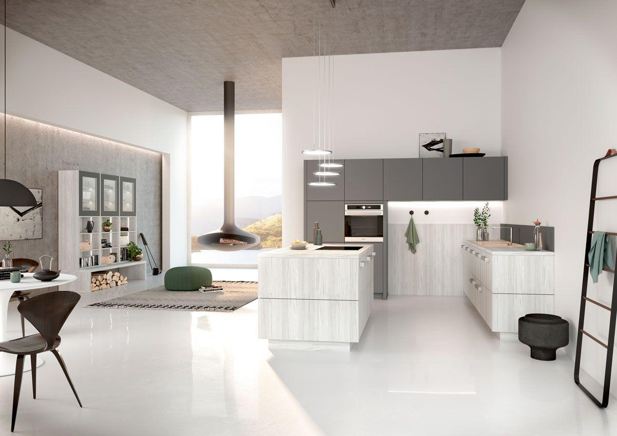 Une #cuisine hyper #design et épurée pour un style #moderne et ultra ...