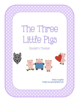 This is a four page readers theater script for grades k-2