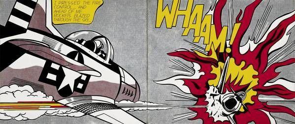 'Roy Lichtenstein: A Retrospective', at The Art Institute of Chicago