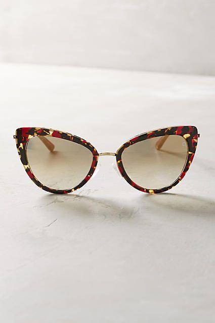 Etnia Barcelona Amelia Sunglasses Óculos De Sol Vermelhos, Sunnies,  Armações De Óculos, Óculos 9b2a50c5cf