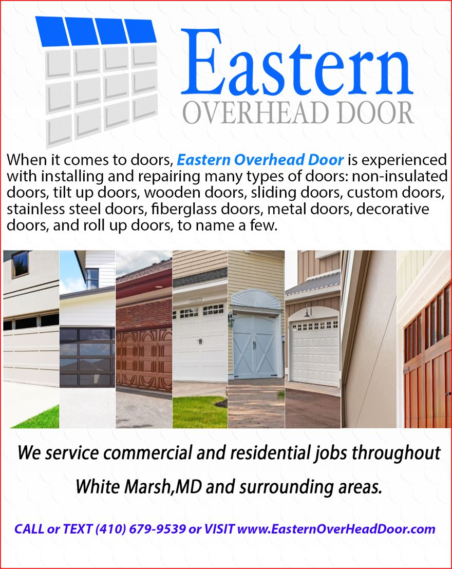 ... Awesome Eastern Overhead Door #15   When It Comes To Doors, Eastern  Overhead Door ...