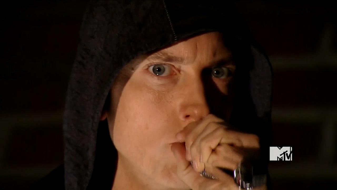 Eminem's Top 5 MTV VMA Performances