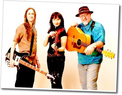 3 piece Celtic folk band available for functions or