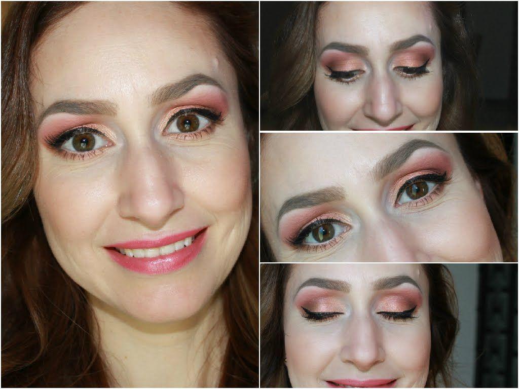 maquillaje para una comunion