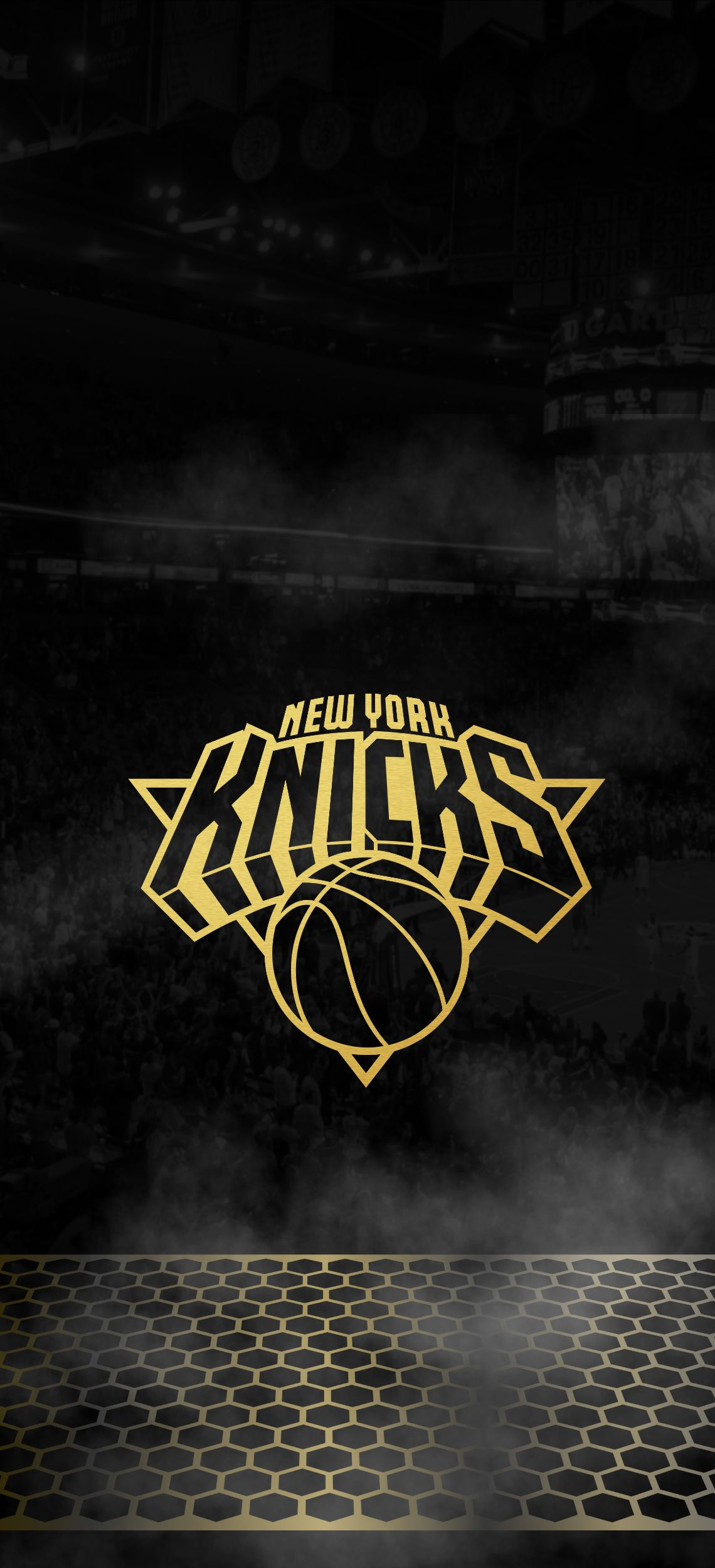 Nba Basketball Team New York Knicks Iphone Wallpaper Background