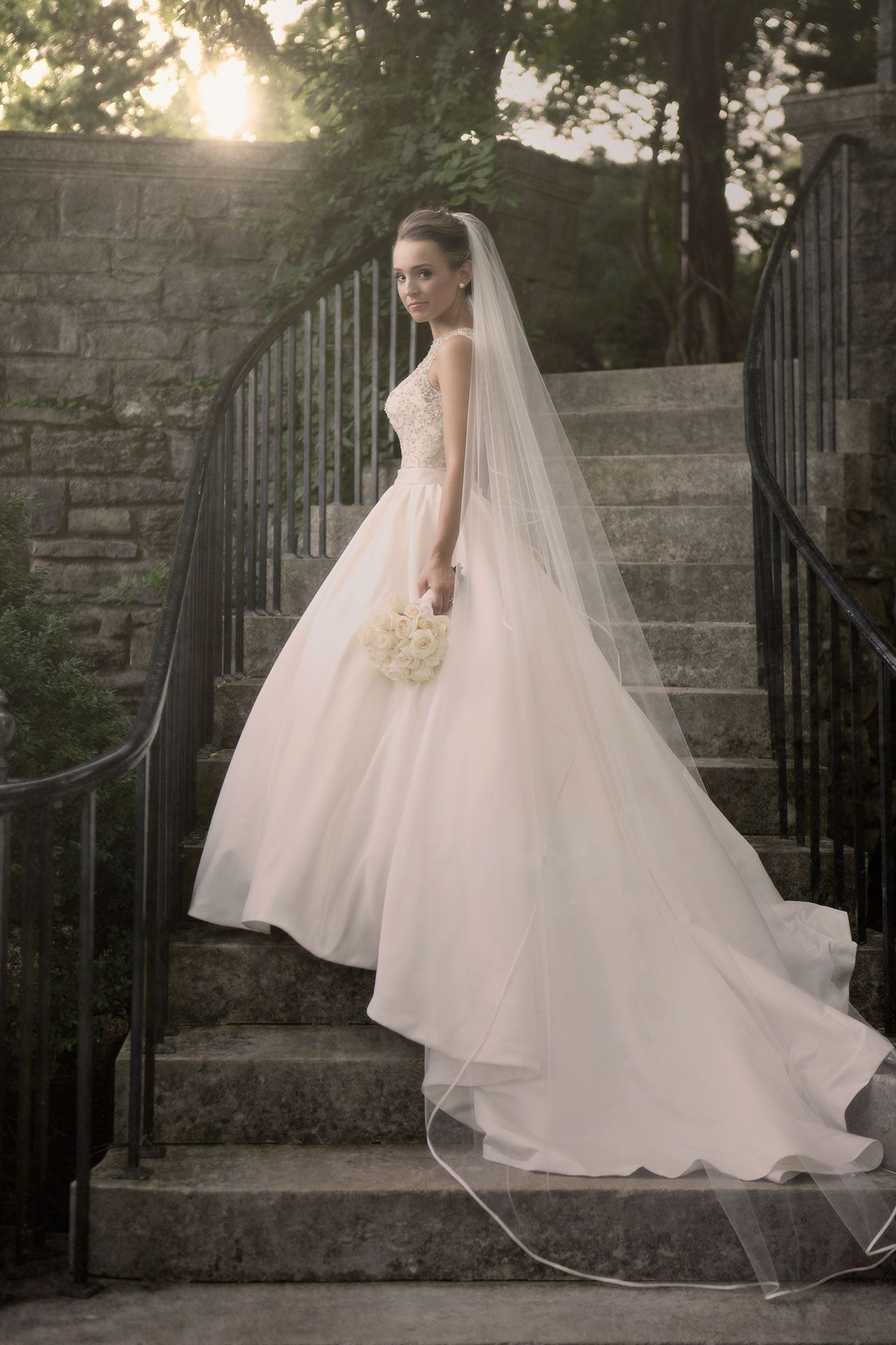 Cheekwood Mansion And Gardens For Wedding Photos Classic Vintage