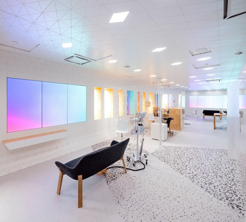 Renovated Offices Show Health And Wellness Spaces Are Here To Stay Employee Health Office Wellness Workplace Design