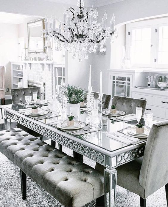 10 Dining Room Interior Design With Modern Dining Tables 3: 10 Round Dining Tables To Create A Cozy And Modern Decor