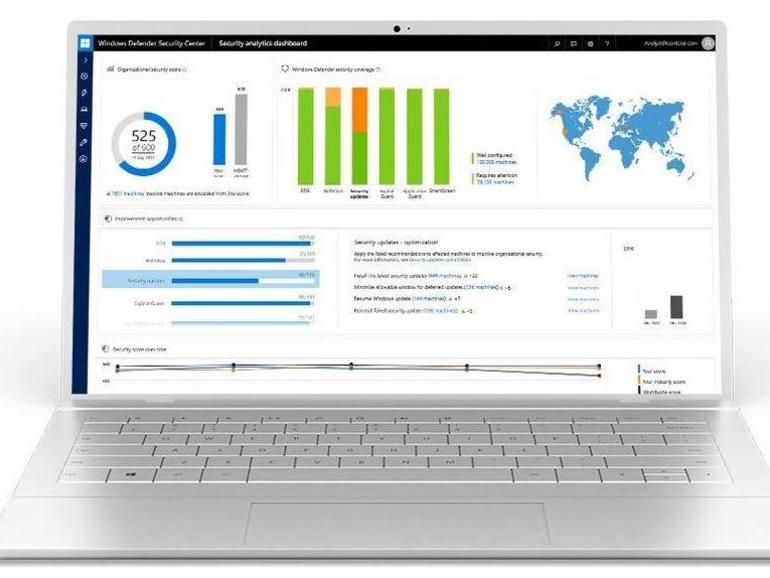 Microsoft's Windows Defender Advanced Threat Protection service now