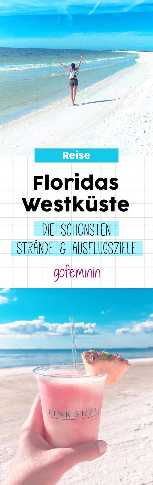 Floridas Westkuste Insider Tipps Fur Die Schonsten Strande Der