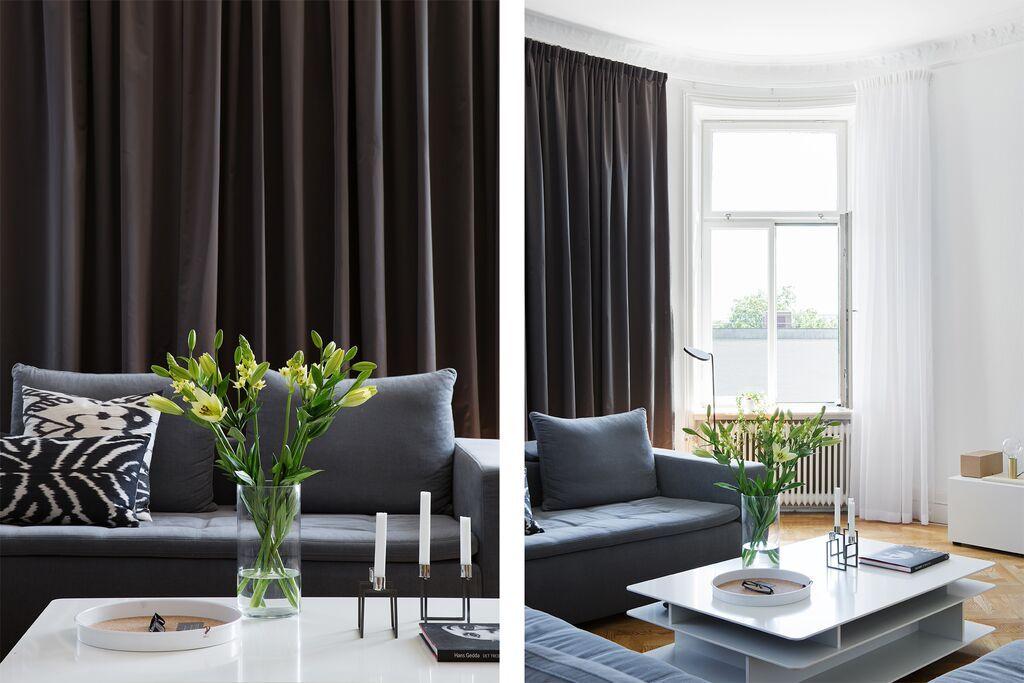 Living room details - ESNY - Eklund Stockholm New York