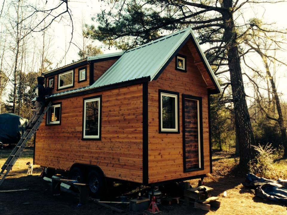 Cedar winterready co tiny house tiny house builders