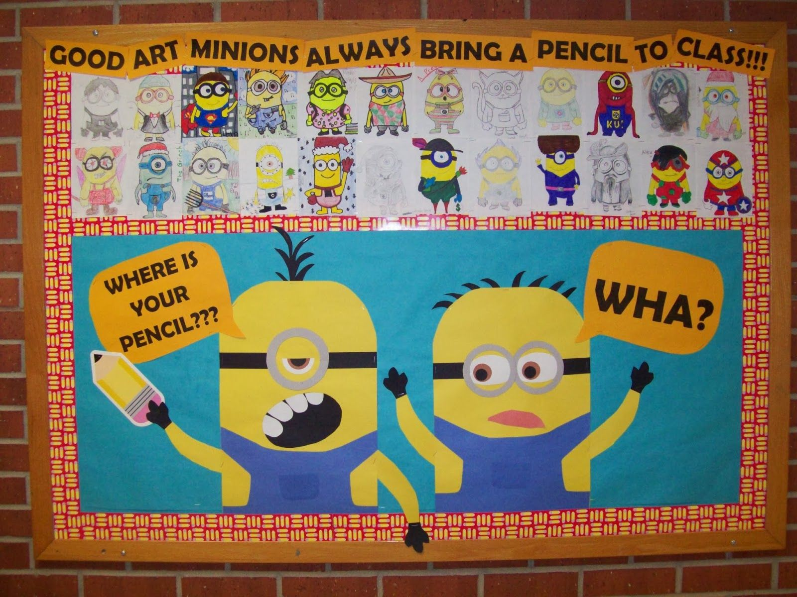 8 Minion Classroom Ideas For Back To School On The