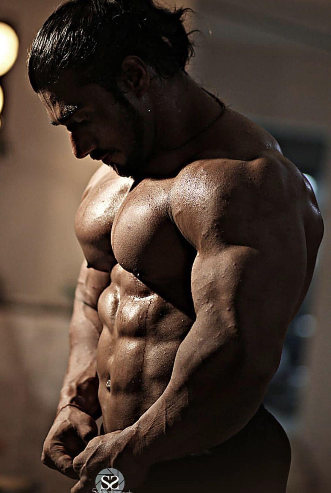 Pin by muscle fan in philly on indian bodybuilders in 2020