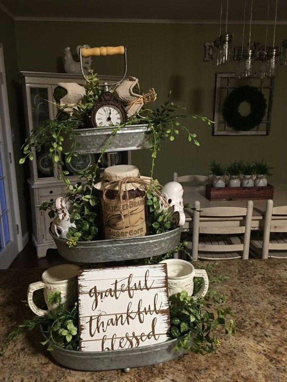 Traditional wedding decor ideas 2018   Stunning Traditional Farmhouse Decor Ideas For Your Entire House