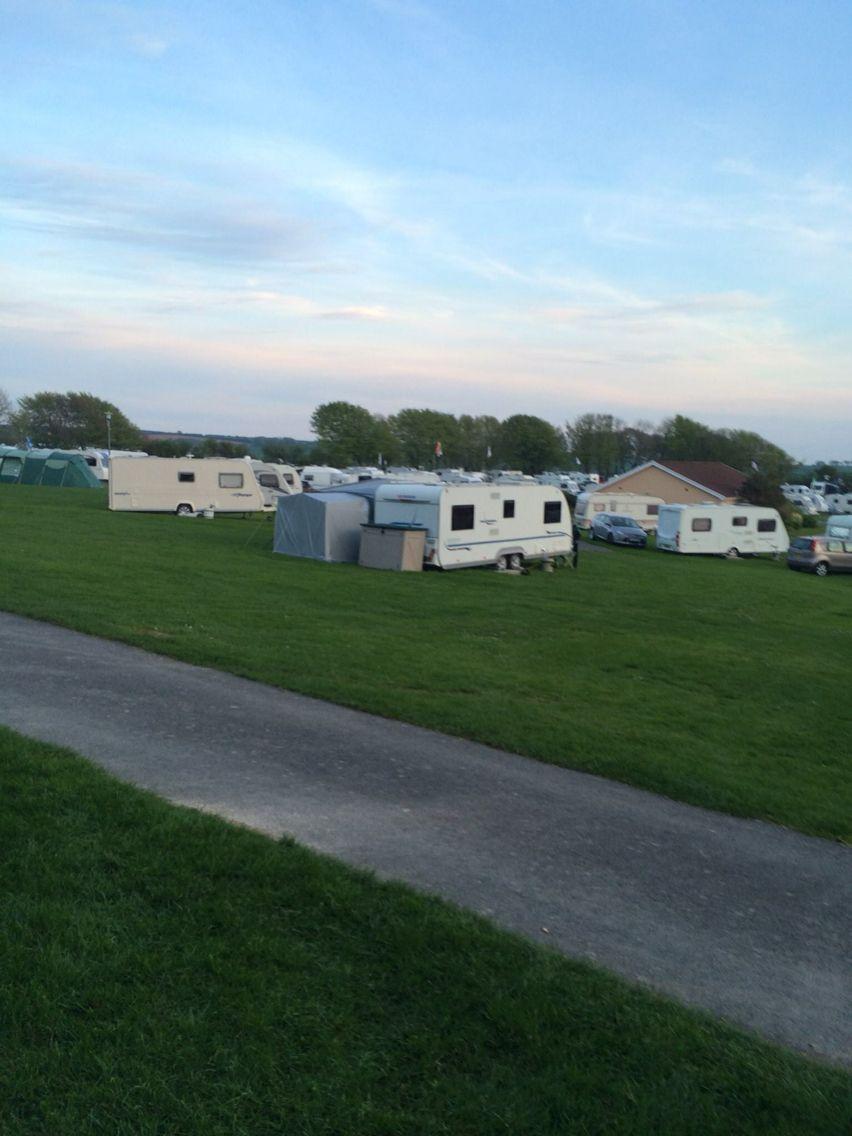 Just a few caravans practical caravan reader rally 2014