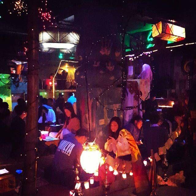 Rainbow Hookah Bar Is A Little Underground Hookah Lounge In