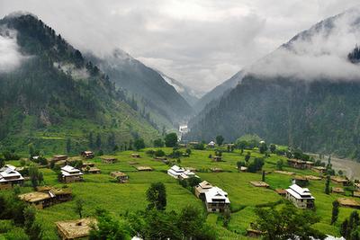 Kail Valley, Pakistan