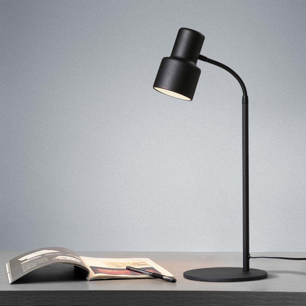 Tischlampe Eisen Modern Tischleuchte Einfache Design Adjustable ...