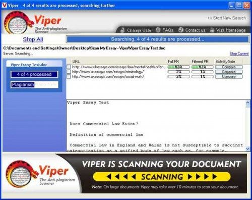Descriptive Essay Thesis Viper  The Antiplagiarism Scanner Free Download Latest Version For  Windows Pc Viper  The Antiplagiarism Scanner Is A Teaching Science Fiction Essay Topics also How Do I Write A Thesis Statement For An Essay Viper  The Antiplagiarism Scanner Free Download Latest Version For  Essay On Business Communication