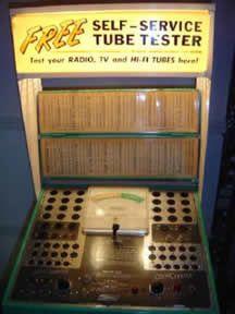Self Service Tube Testers