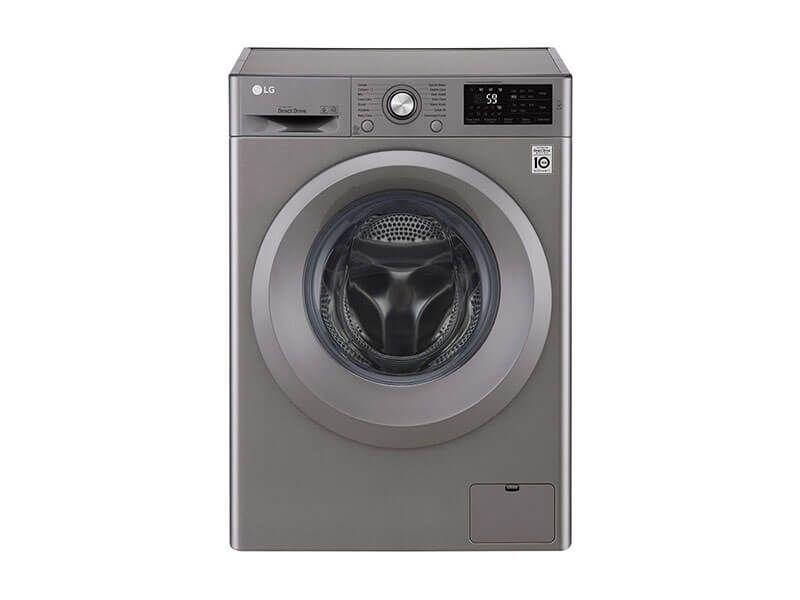 LG 6motion direct drive front loader washing machine 6kg