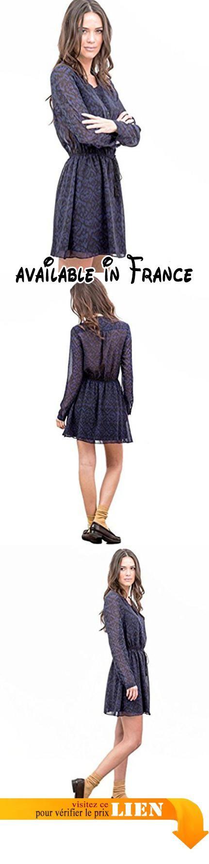B01LYRXEKQ : Robe Le Temps Des Cerises Wang Indigo. #Apparel #DRESS