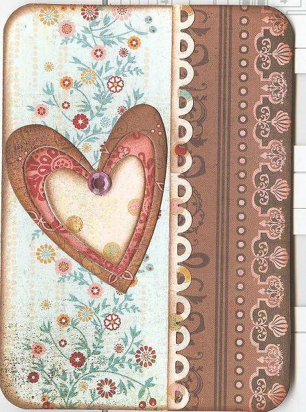 Set of Valentine's Cards (BG Blush) by tennisgirl27 @2peasinabucket