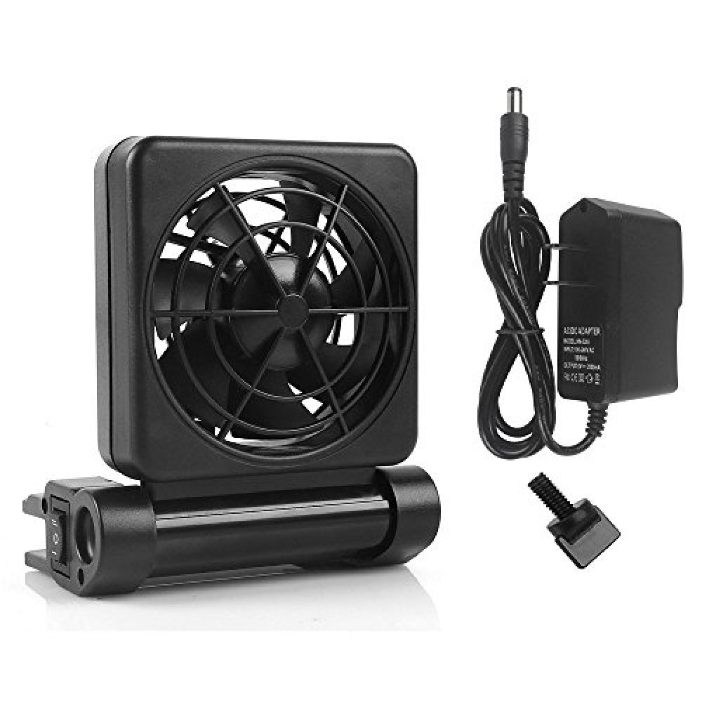 Xmhf Aquarium Chiller Fish Tank Cooling Fan System For Salt Fresh