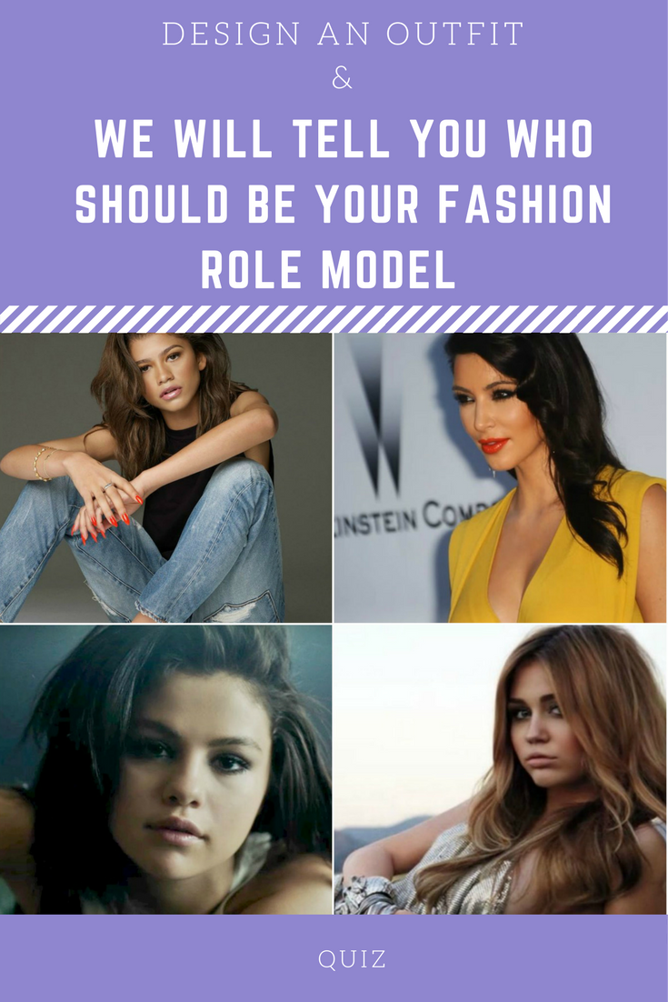 Design An Outfit And We Ll Reveal Who Your Fashion Role Model Should Be Outfits Quiz Popular Fashion Trending Fashion