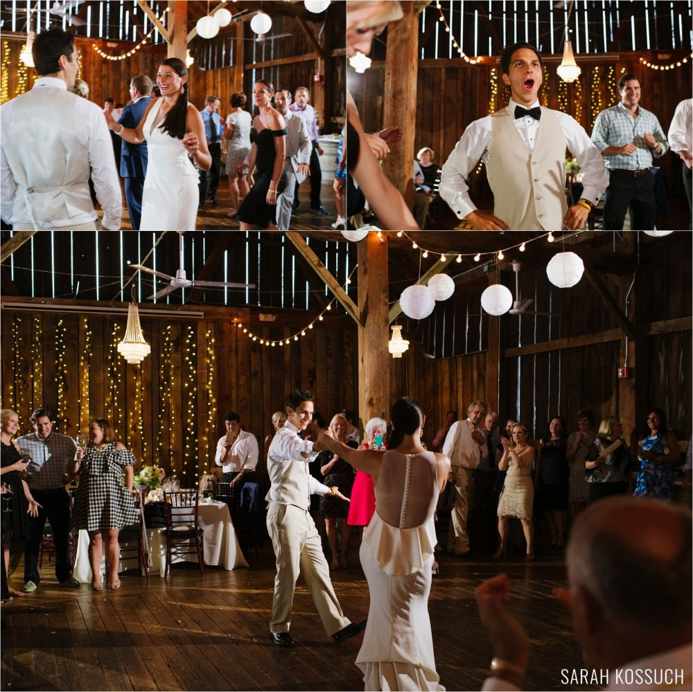 Black Star Farms Vineyard Traverse City Wedding
