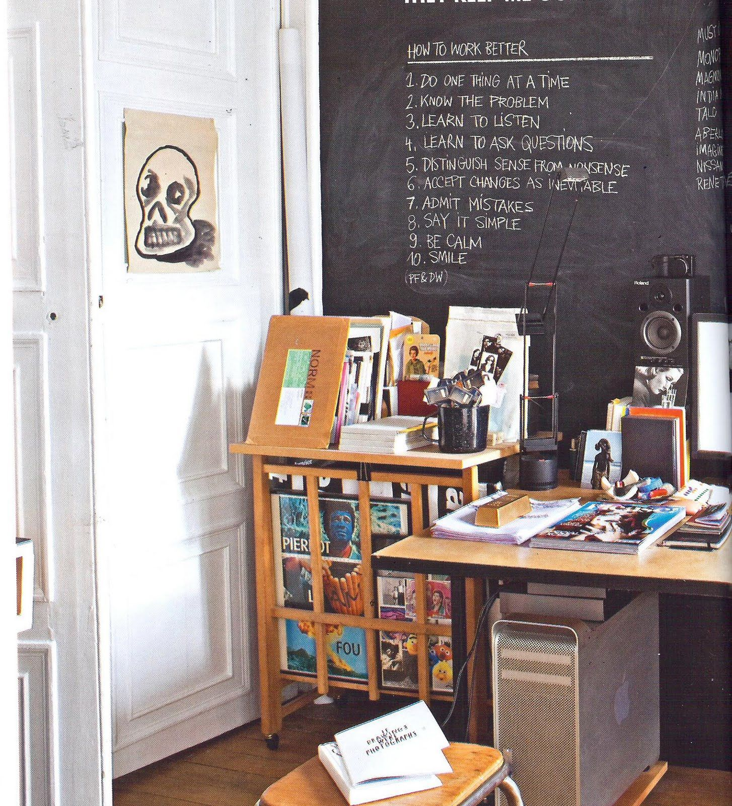 A Blind Pash Interiors: Rules to live by