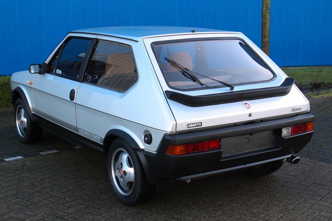 Fiat Ritmo 125 Tc Abarth Con Immagini Motori