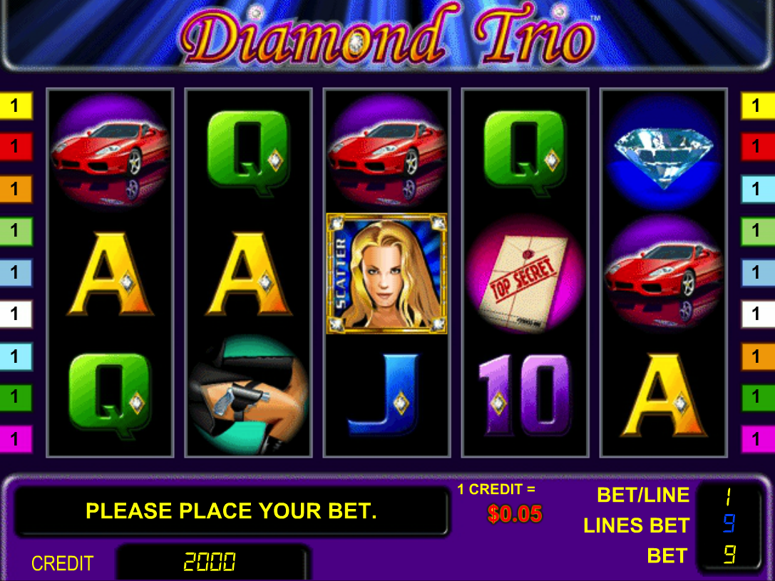 Diamond игровые автоматы сундучки игровые автоматы