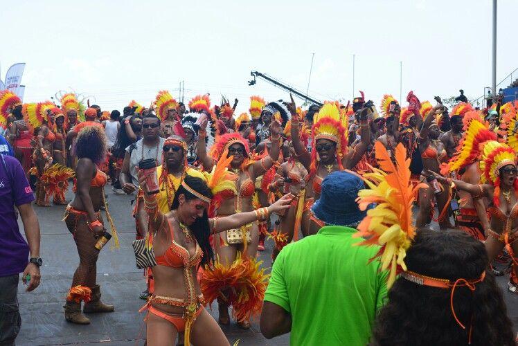 Carnival Tribe - Trinidad Carnival