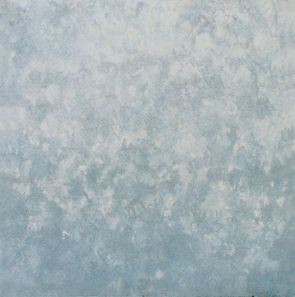 Orange Sponged Accent Wall: Painting Textured Walls, Gray