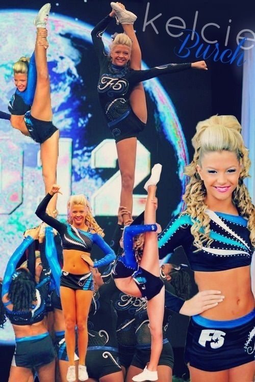 Kelcie Burch Maryland Twister F5 Cheerlebrity Cheer Outfits Cheerleader Girl Cheer Dance