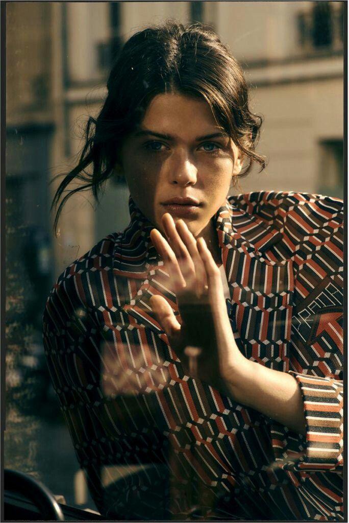 Georgia Fowler Costume Magazine 2019 Cover Fashion Editorial