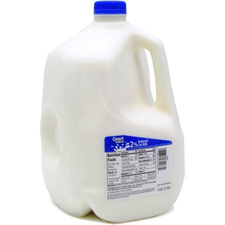 Great value reduced fat 2 milk 1 gal price